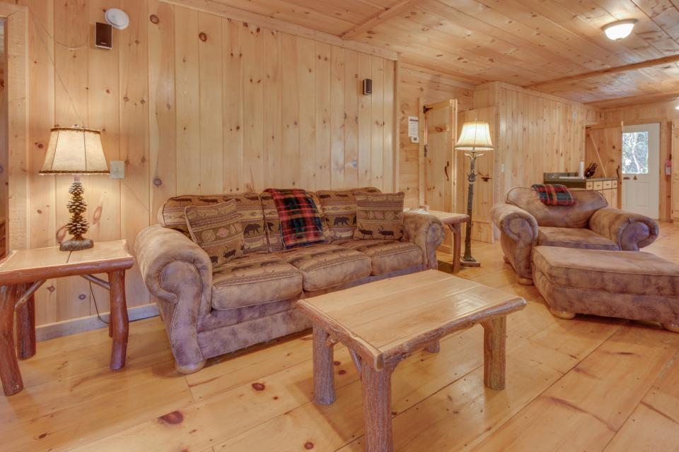 Cherokee Point Cabin - Ellijay Vacation Rental - Photo 7