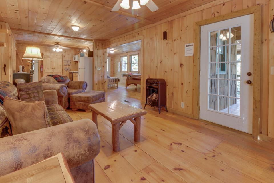 Cherokee Point Cabin - Ellijay Vacation Rental - Photo 6