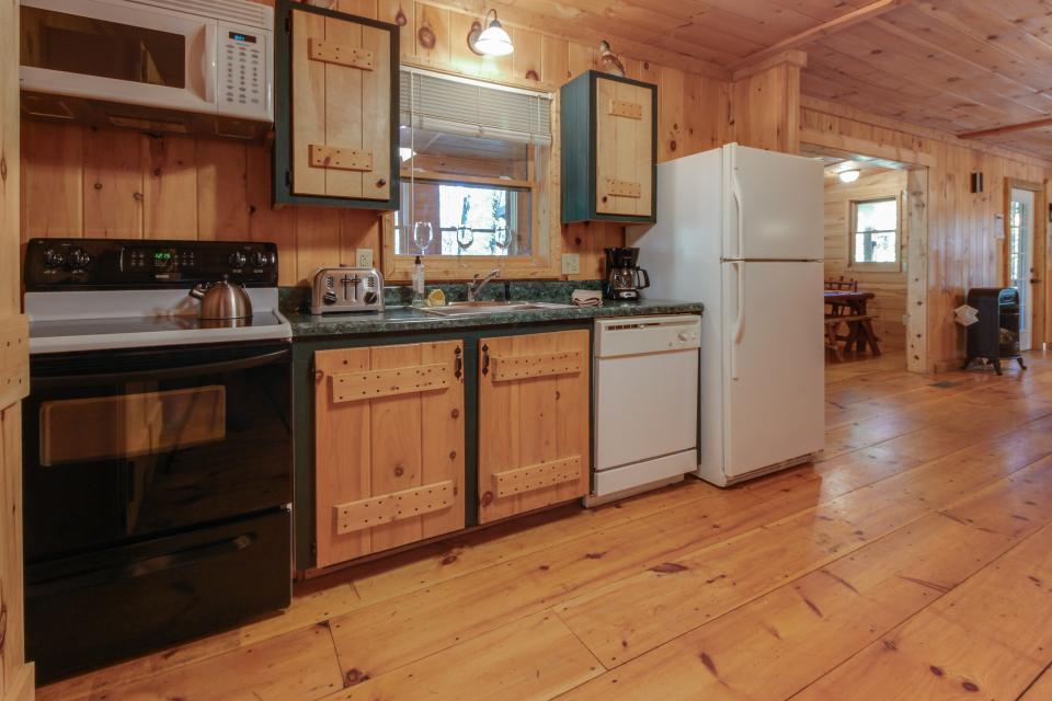 Cherokee Point Cabin - Ellijay Vacation Rental - Photo 10