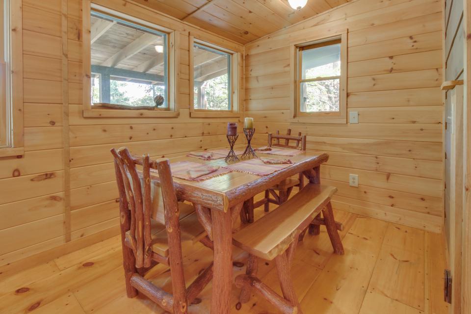 Cherokee Point Cabin - Ellijay Vacation Rental - Photo 8