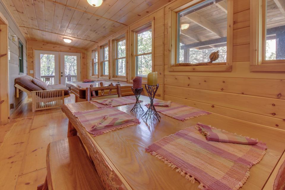Cherokee Point Cabin - Ellijay Vacation Rental - Photo 9