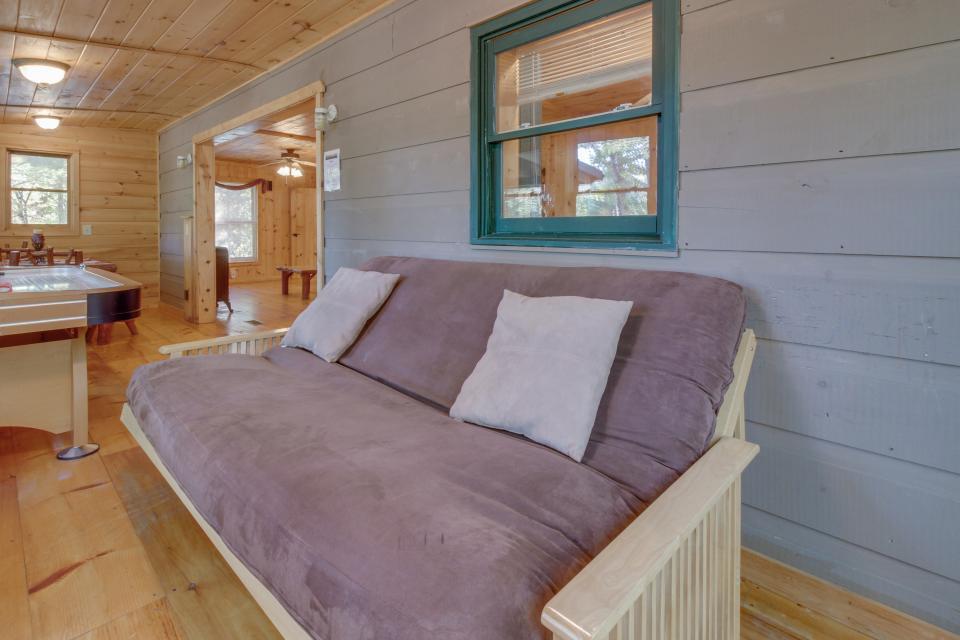 Cherokee Point Cabin - Ellijay Vacation Rental - Photo 13