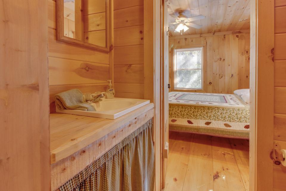 Cherokee Point Cabin - Ellijay Vacation Rental - Photo 18