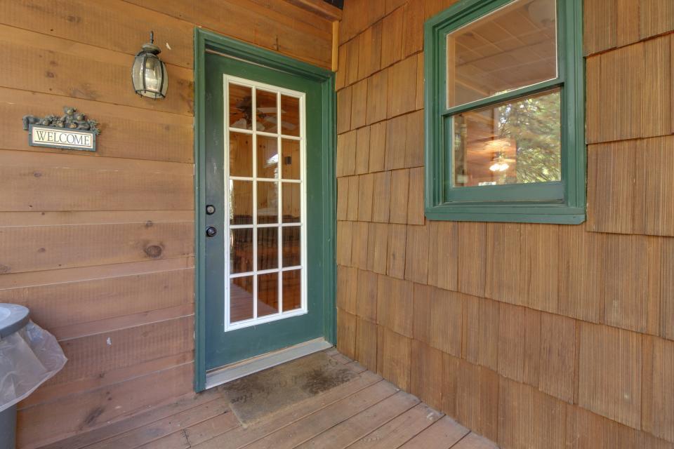 Cherokee Point Cabin - Ellijay Vacation Rental - Photo 43
