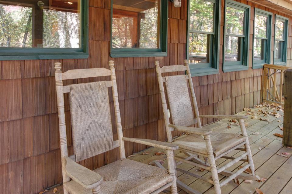 Cherokee Point Cabin - Ellijay Vacation Rental - Photo 22