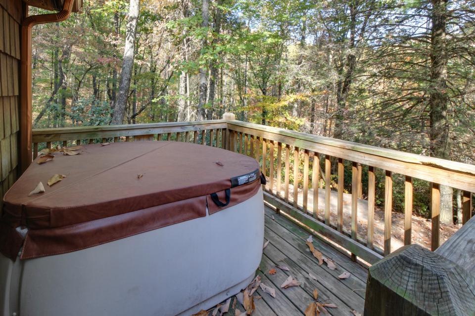 Cherokee Point Cabin - Ellijay Vacation Rental - Photo 2