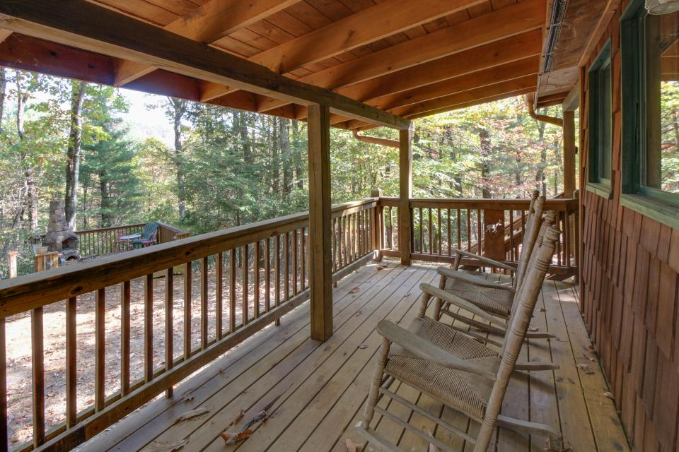 Cherokee Point Cabin - Ellijay Vacation Rental - Photo 4