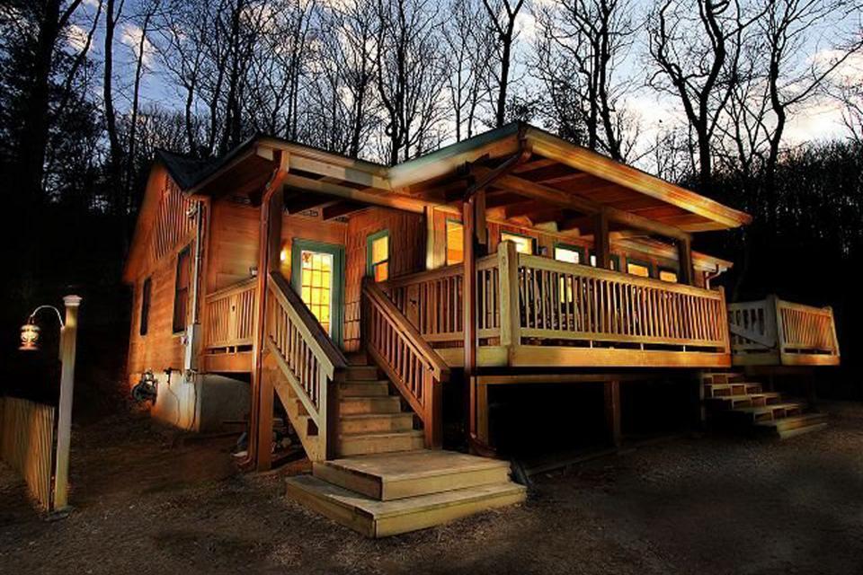 Cherokee Point Cabin - Ellijay Vacation Rental - Photo 47