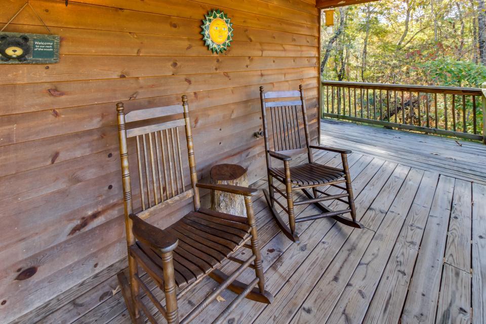 Closer to Heaven Cabin - Talking Rock Vacation Rental - Photo 23