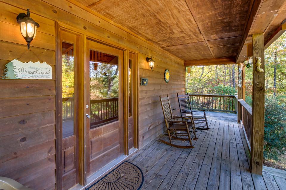 Closer to Heaven Cabin - Talking Rock Vacation Rental - Photo 22