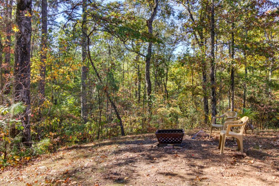 Closer to Heaven Cabin - Talking Rock Vacation Rental - Photo 25