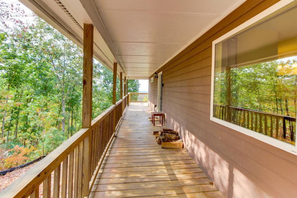 Copper Ridge Cabin - Ranger Vacation Rental - Photo 29