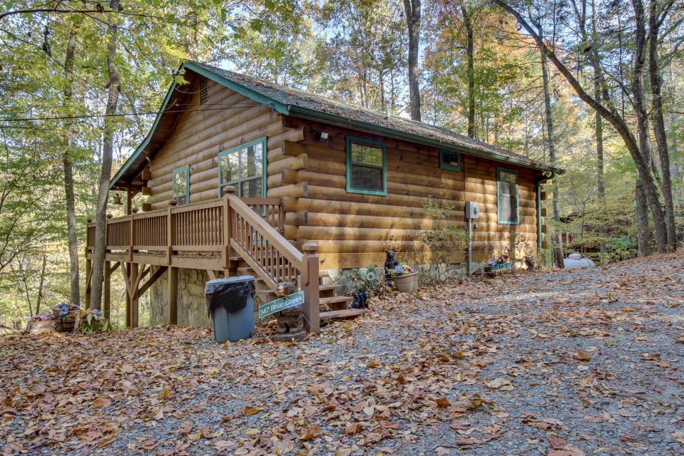 T&M Creek Cabin - Ellijay Vacation Rental - Photo 23