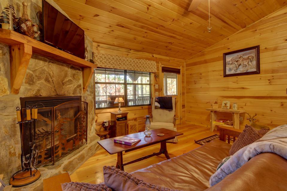T&M Creek Cabin - Ellijay Vacation Rental - Photo 6