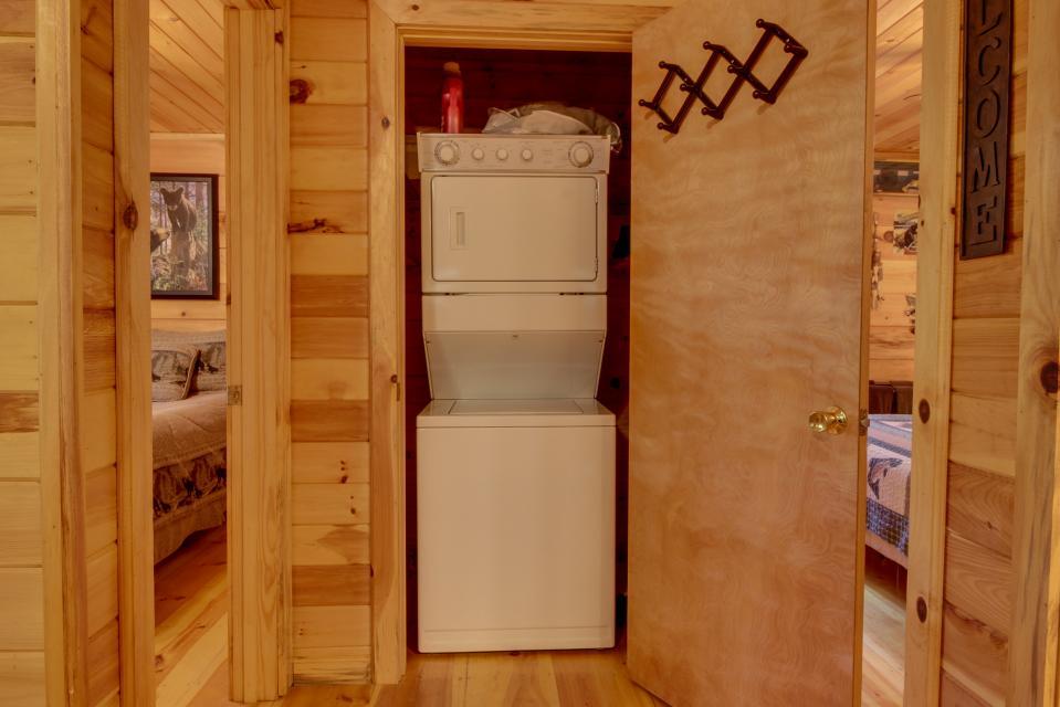 T&M Creek Cabin - Ellijay Vacation Rental - Photo 21