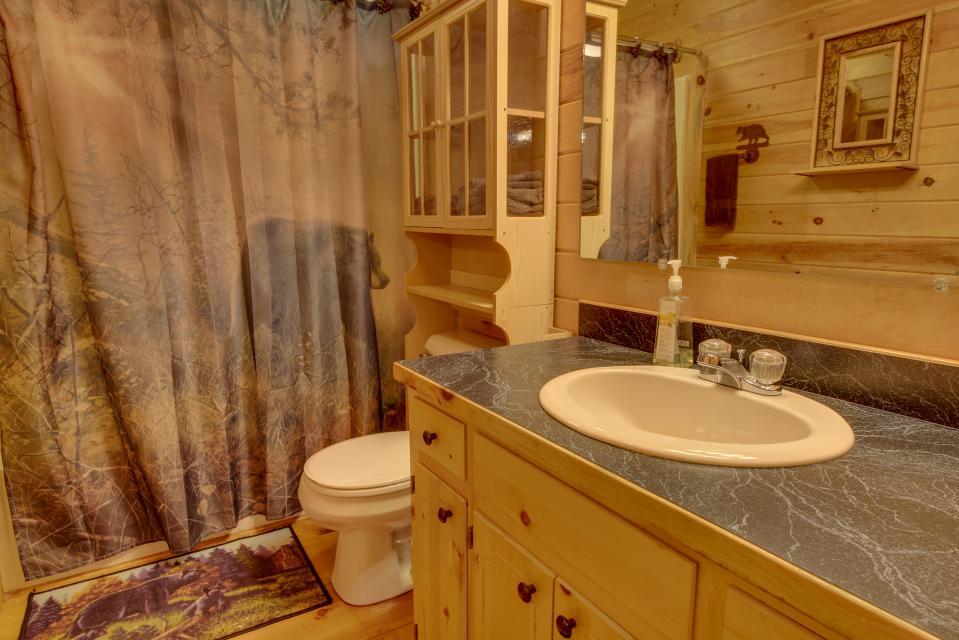 T&M Creek Cabin - Ellijay Vacation Rental - Photo 16