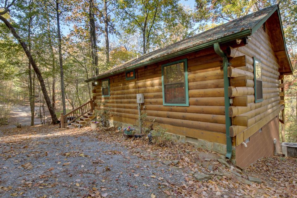 T&M Creek Cabin - Ellijay Vacation Rental - Photo 25