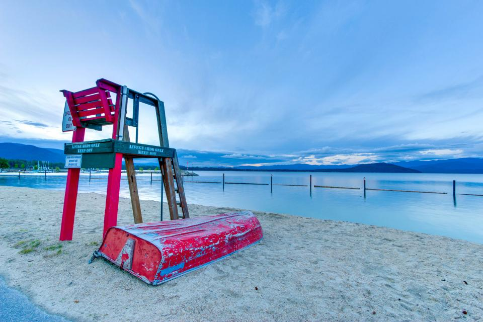 Lakeside Living On Pend Oreille - Sandpoint Vacation Rental - Photo 34