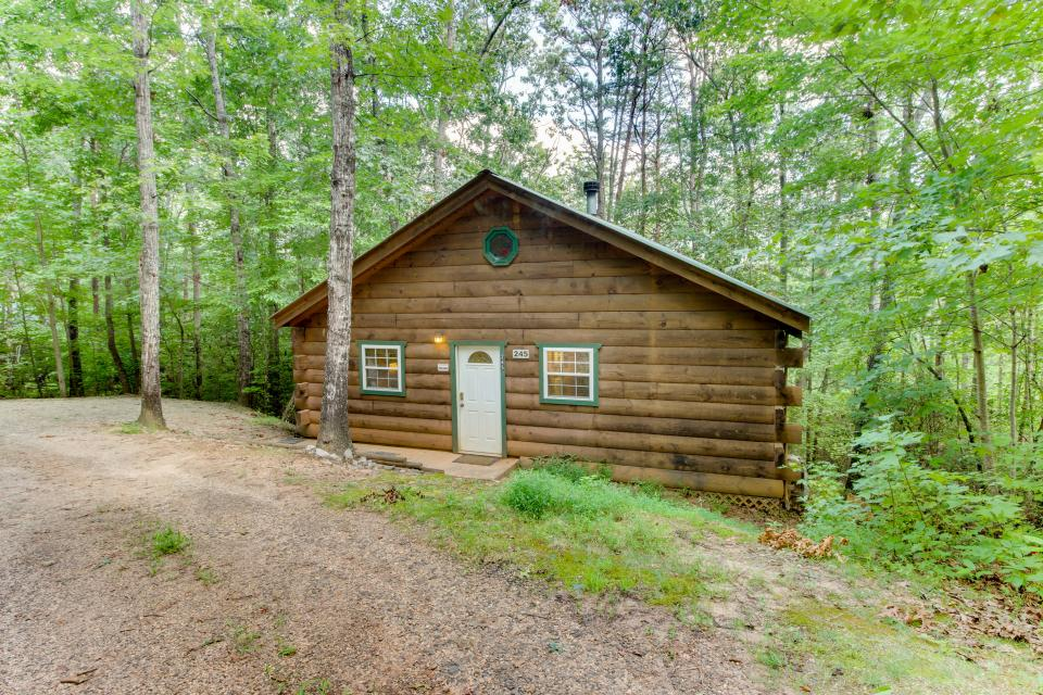 Forest Haven Cabin - Sautee Nacoochee Vacation Rental
