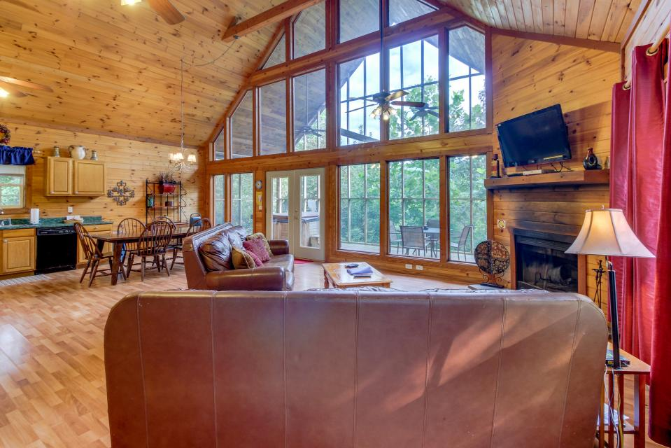 Majestic View - Sautee Nacoochee Vacation Rental