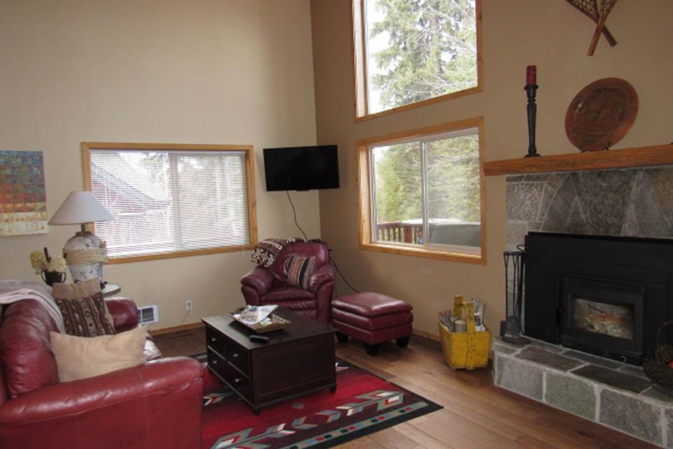 Mountain Safari Lodge - McCall Vacation Rental - Photo 1