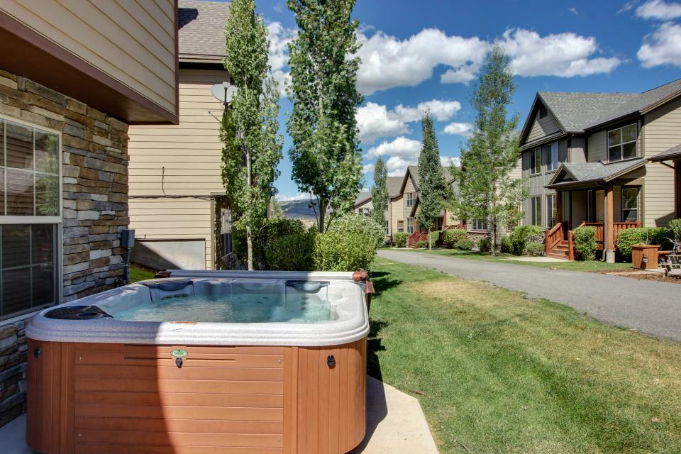 Kodiak Home with Private Hot Tub 1 - Park City Vacation Rental - Photo 37