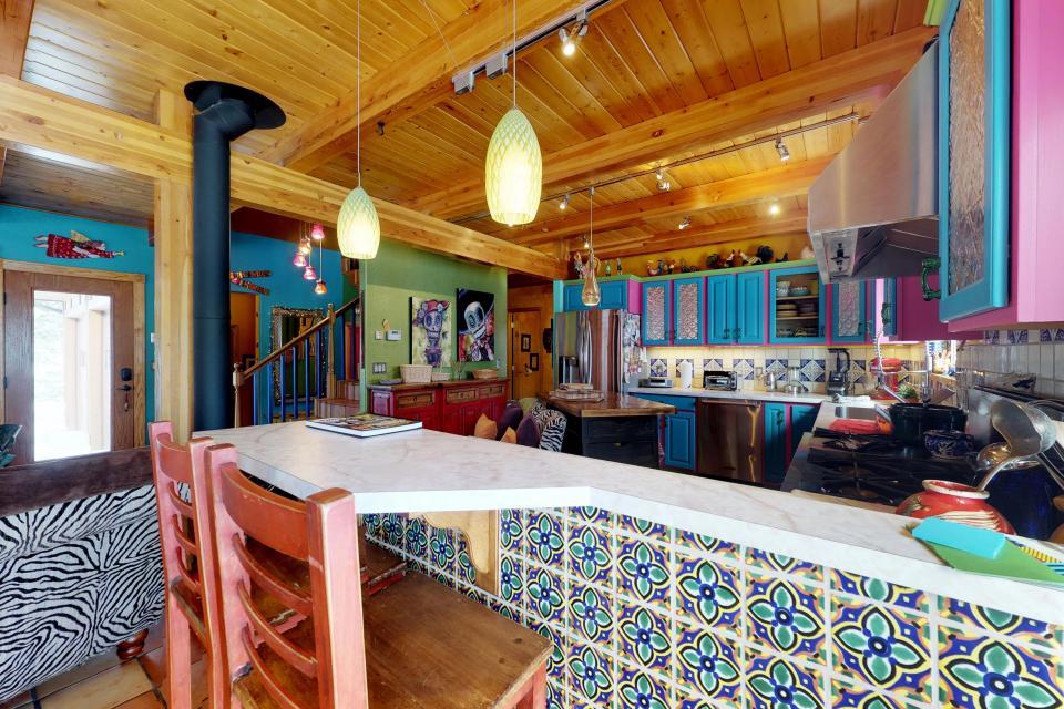 "Casa de Nieve - ""Snow House"" - Steamboat Springs Vacation Rental - Photo 9"