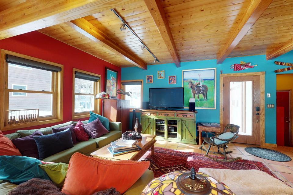 "Casa de Nieve - ""Snow House"" - Steamboat Springs Vacation Rental - Photo 6"
