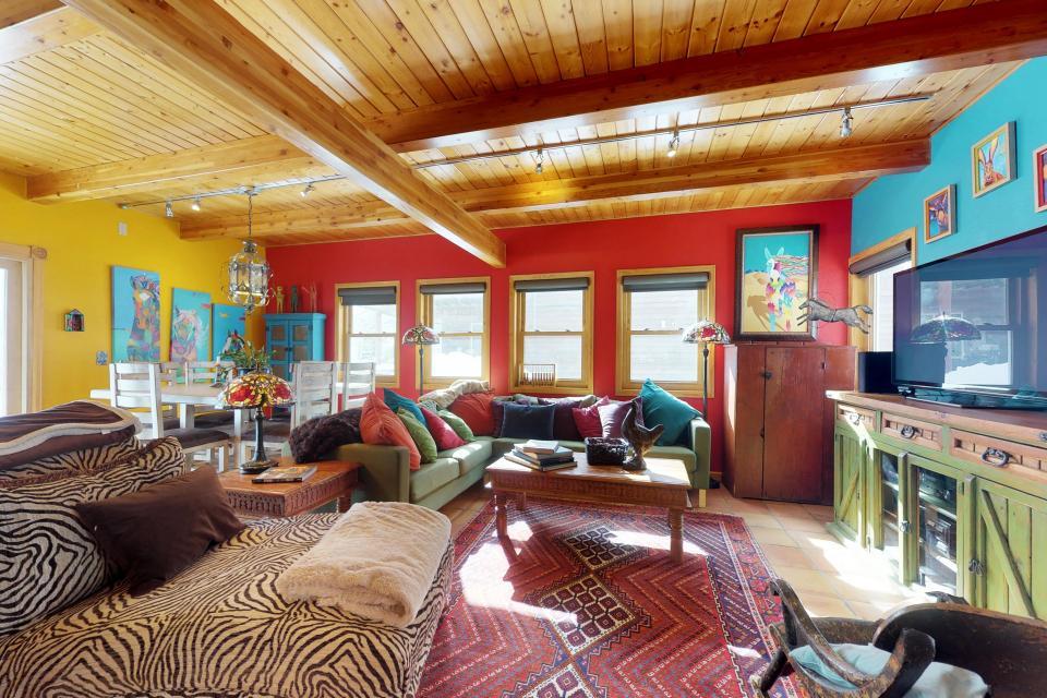 "Casa de Nieve - ""Snow House"" - Steamboat Springs Vacation Rental - Photo 5"