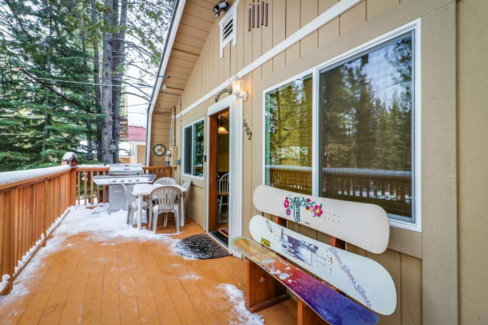 Saxon Creek - South Lake Tahoe Vacation Rental - Photo 25