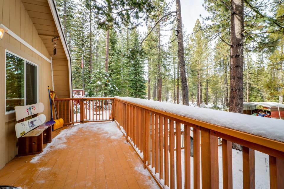Saxon Creek - South Lake Tahoe Vacation Rental - Photo 26