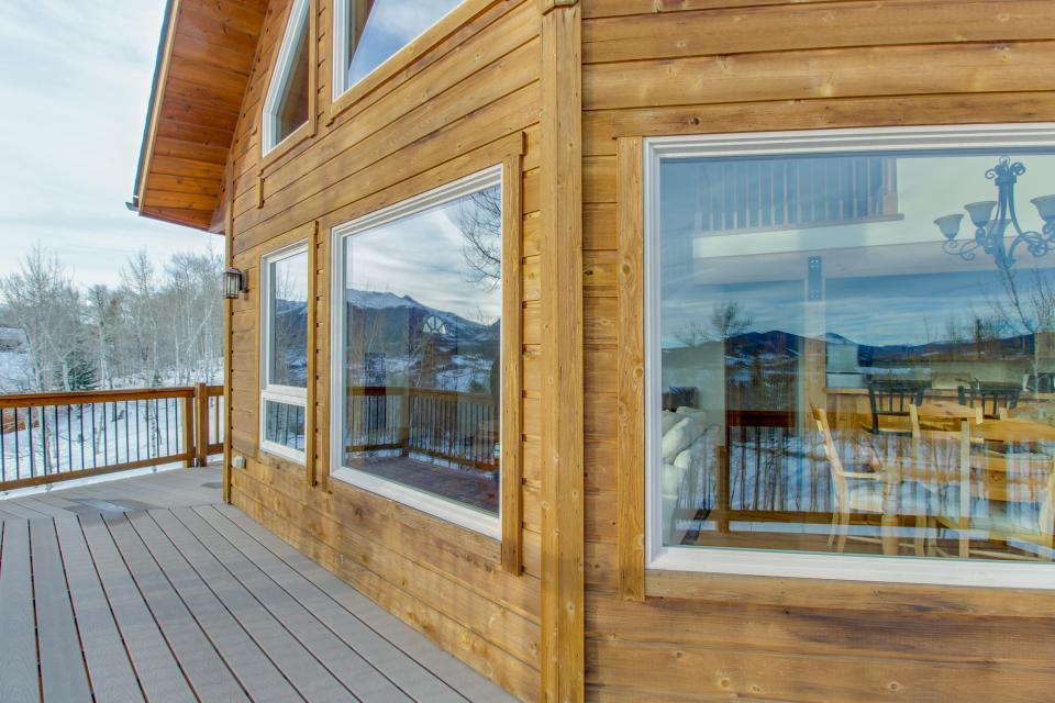 Ptarmigan Mountain Home  - Silverthorne Vacation Rental - Photo 28