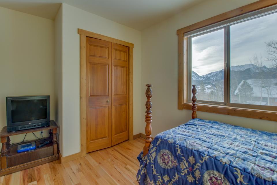 Ptarmigan Mountain Home  - Silverthorne Vacation Rental - Photo 27