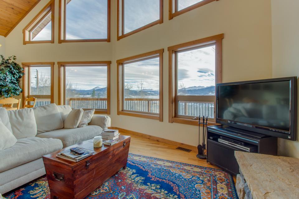 Ptarmigan Mountain Home  - Silverthorne Vacation Rental - Photo 7