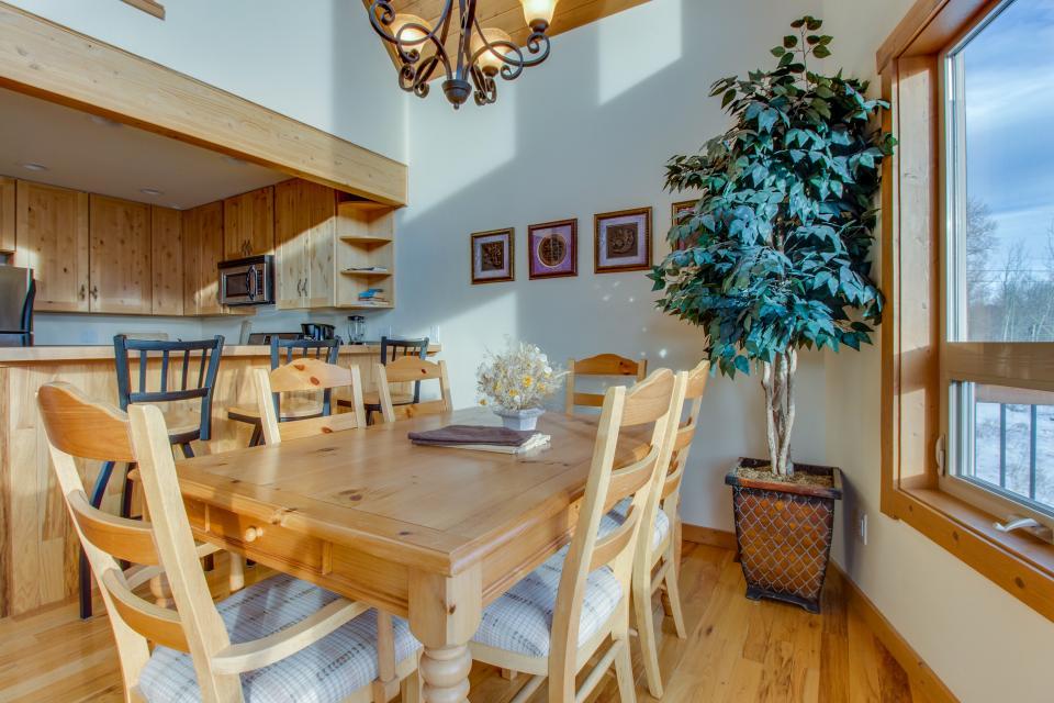 Ptarmigan Mountain Home  - Silverthorne Vacation Rental - Photo 4