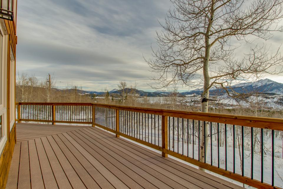 Ptarmigan Mountain Home  - Silverthorne Vacation Rental - Photo 3