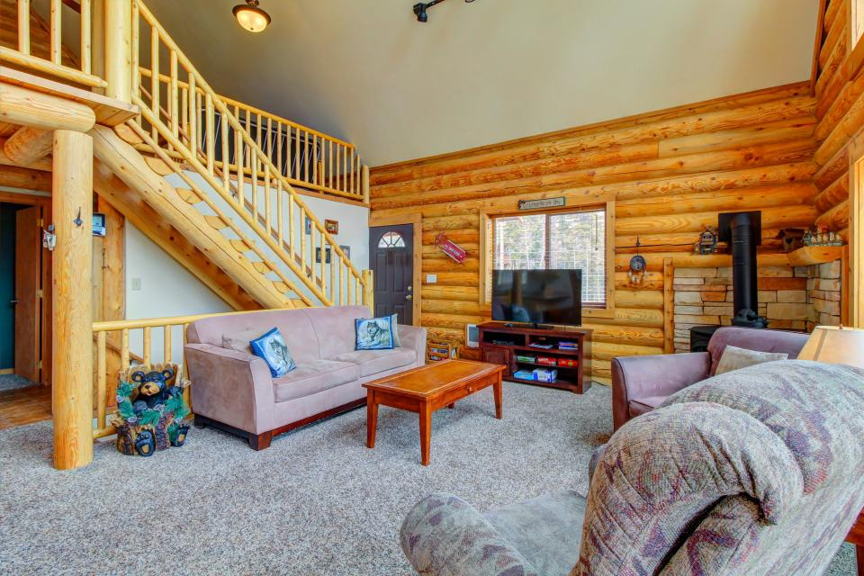 Forced Family Fun - Brian Head Vacation Rental - Photo 6