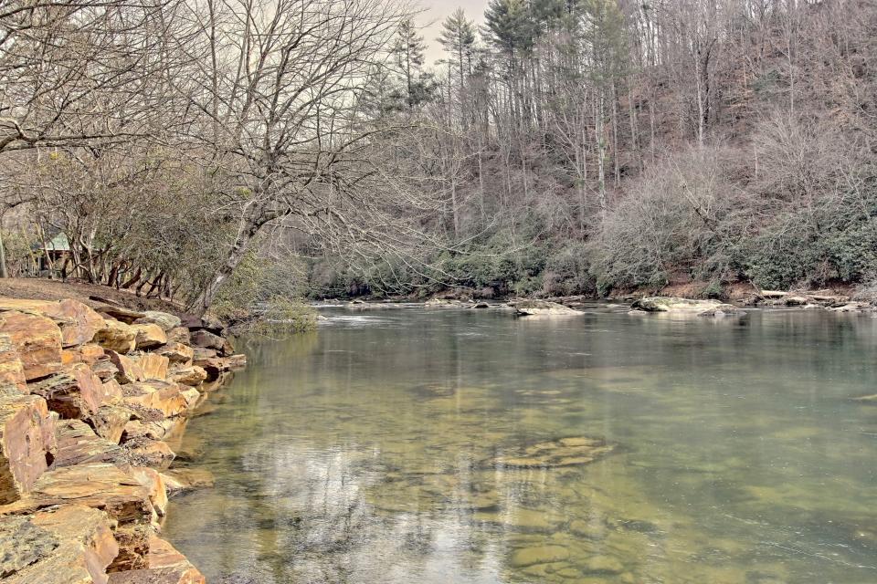 River Run - Ellijay Vacation Rental - Photo 49
