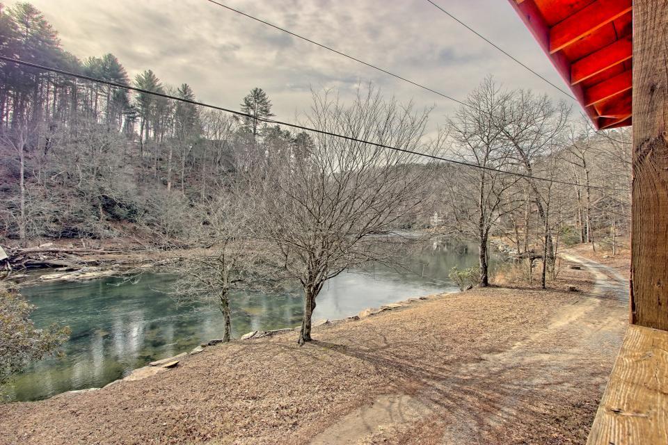 River Run - Ellijay Vacation Rental - Photo 47