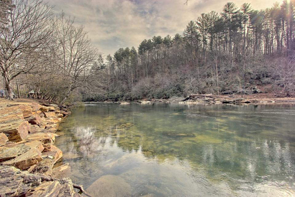 River Run - Ellijay Vacation Rental - Photo 46