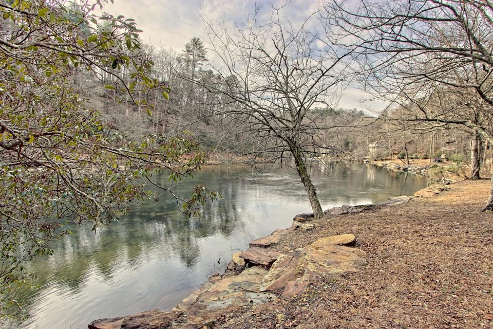 River Run - Ellijay Vacation Rental - Photo 35