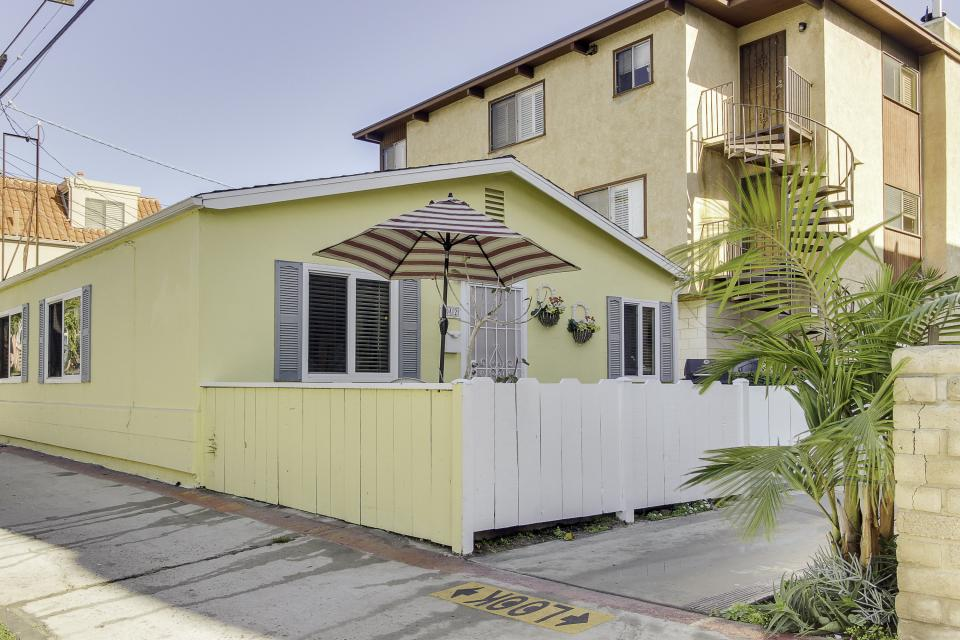 The Yellow Cottage - San Diego Vacation Rental - Photo 20