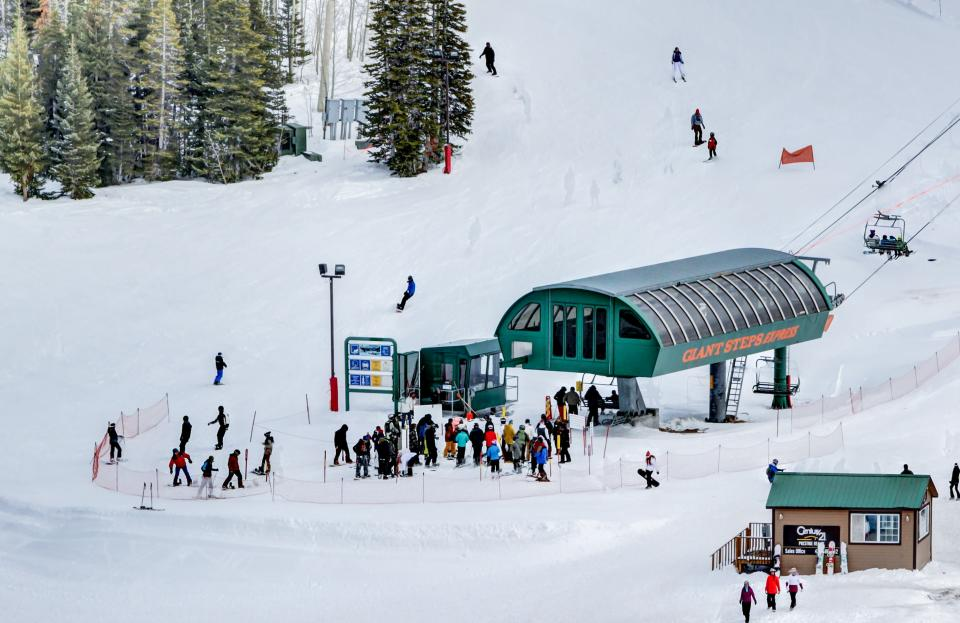 Snow Shoe 5B - Brian Head Vacation Rental - Photo 29
