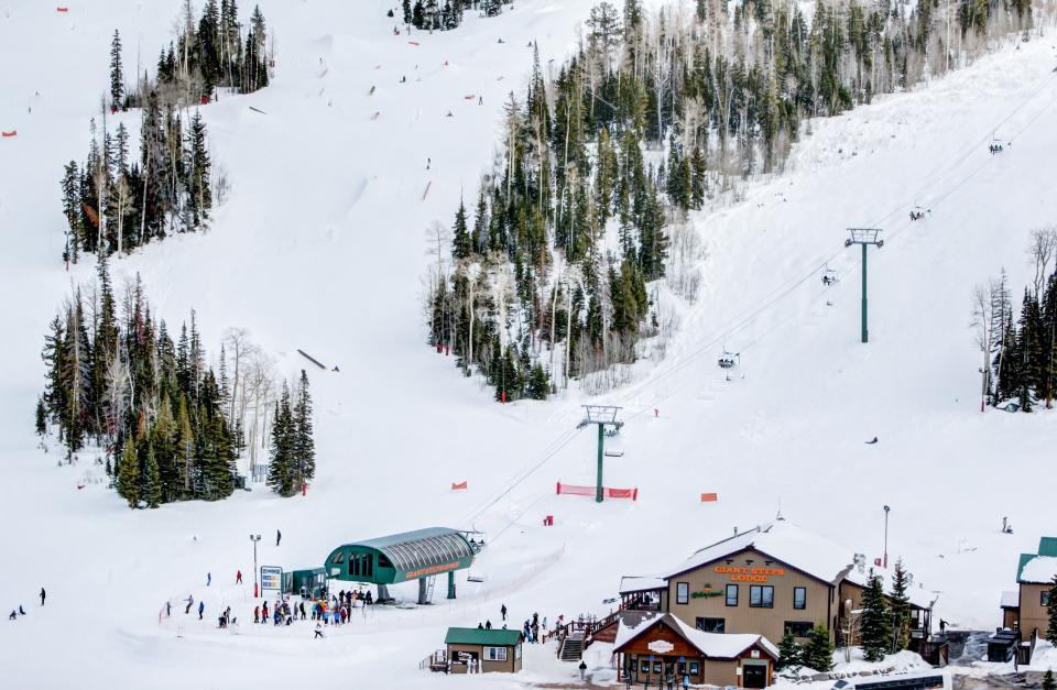 Snow Shoe 5B - Brian Head Vacation Rental - Photo 30