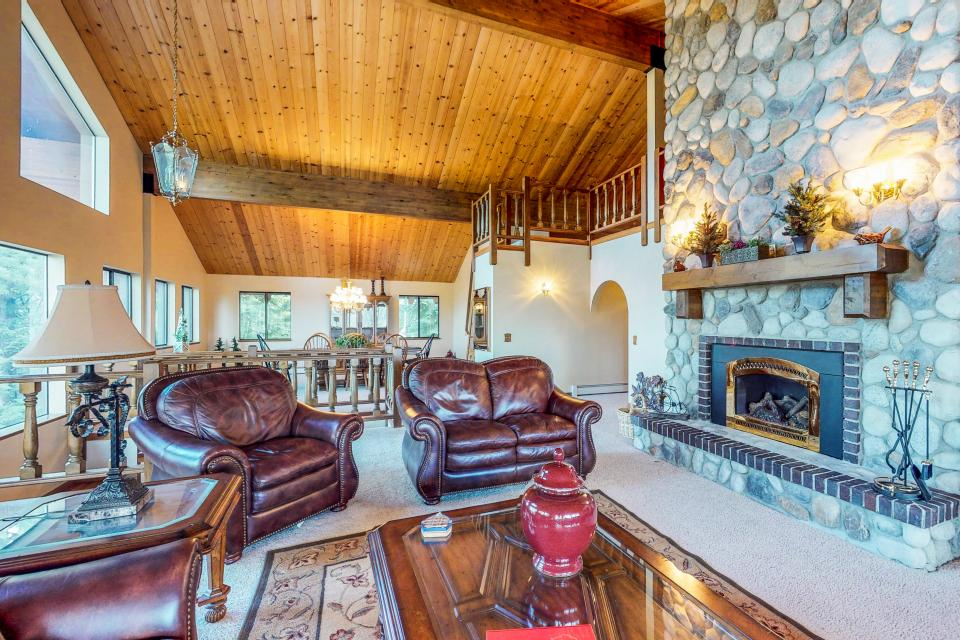 House on Cold Creek - South Lake Tahoe Vacation Rental - Photo 6