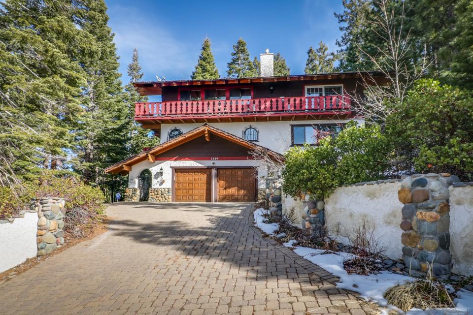 House on Cold Creek - South Lake Tahoe Vacation Rental - Photo 28