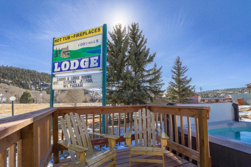 Deer Cabin  - South Fork Vacation Rental - Photo 21