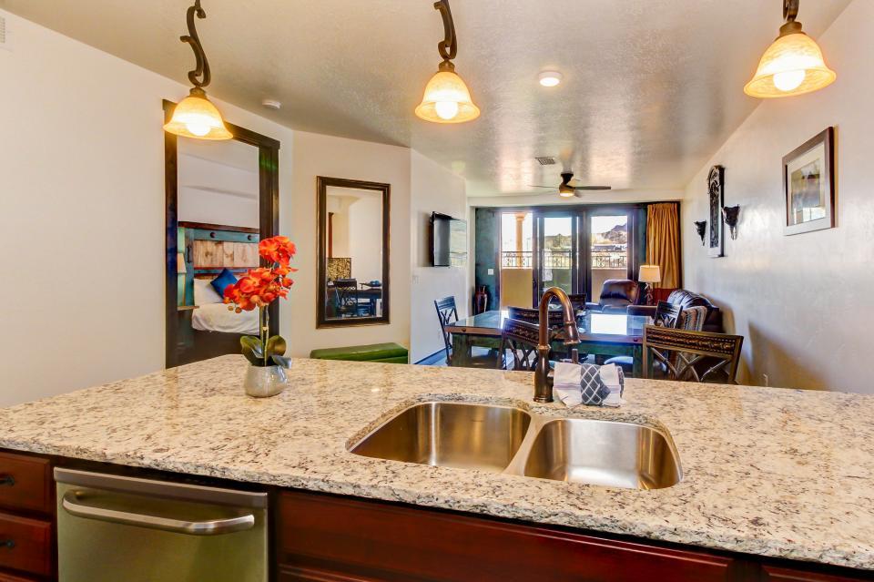 La Dolce Vita Villas - Luna Azul - Moab Vacation Rental - Photo 8