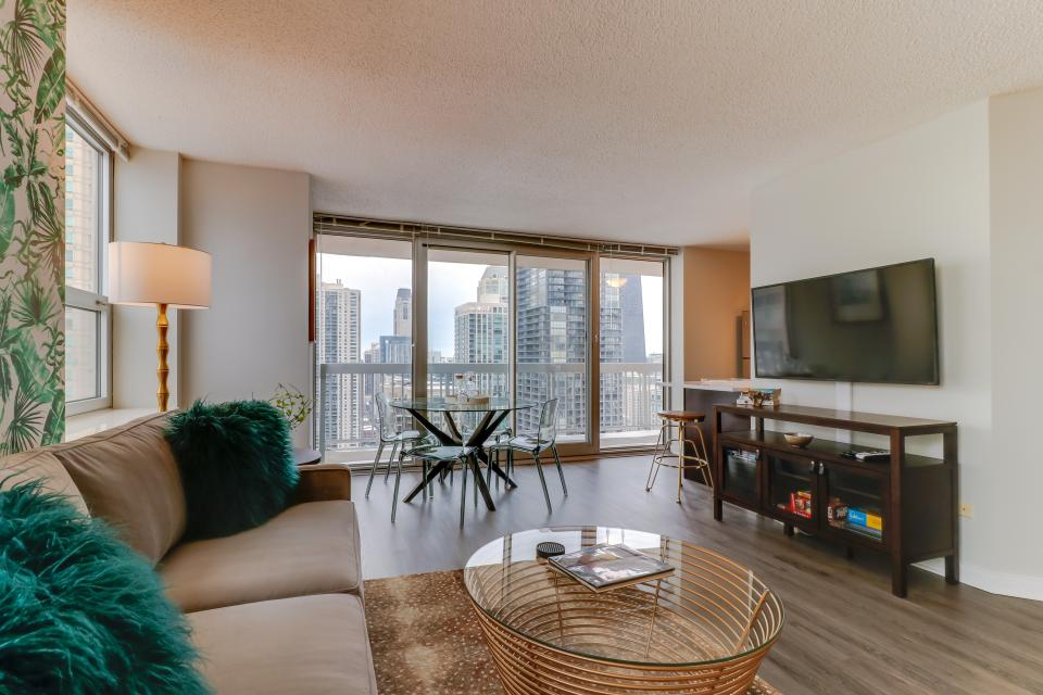 Second City Suite - Chicago Vacation Rental - Photo 21
