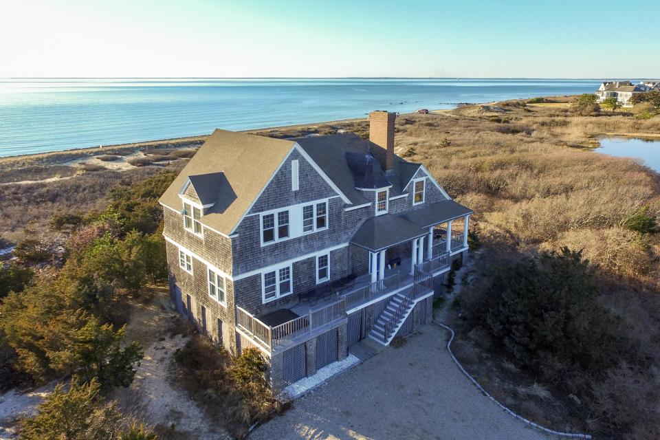 Beauty and the Beach on Chapoquoit Island  - Falmouth Vacation Rental - Photo 1